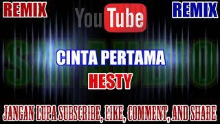 Gambar cover Karaoke Remix KN7000 Tanpa Vokal | Cinta Pertama - Hesty HD