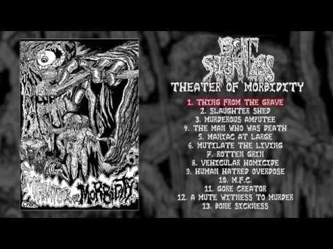 Bone Sickness - Theater of Morbidity CS FULL ALBUM (2018 - Death Metal / Grindcore) Mp3