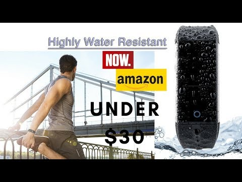 best-waterproof-personal-activity-tracker-for-android-&-ios-||-best-fitness-tracker-2018