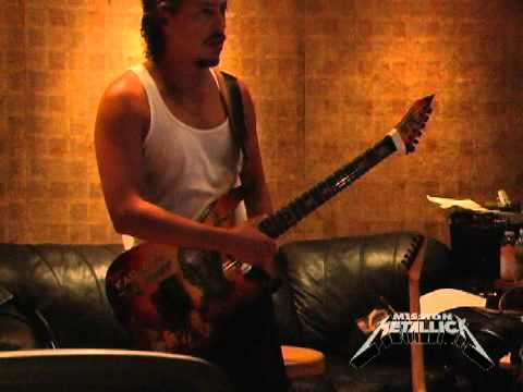 Mission Metallica: Fly on the Wall Clip (August 20, 2008)