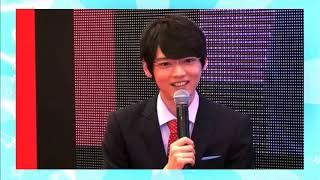 三嶋役の古川雄輝さんの英語でのインタビュー映像です。