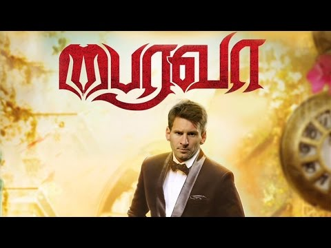 BHAIRAVA Trailer MESSI Version