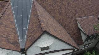 CertainTeed Presidential AR - Lake Bluff, installed by CRC Cedar Roofing Company