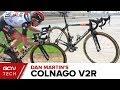 Dan Martin's Colnago V2R Race Bike