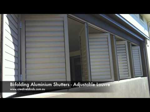Creative Blinds Awnings Aluminium Shutters Bifolding Lennox Head Ballina