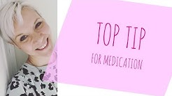 How to remember to take medication with this top cancerwithasmile tip