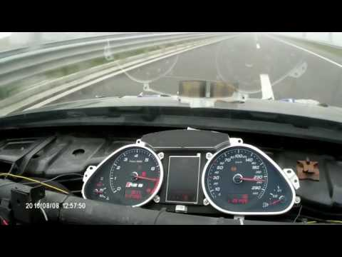 VW GOLF RS V10 1267 HP from 0-315 km/h 13 SEC!!!!!