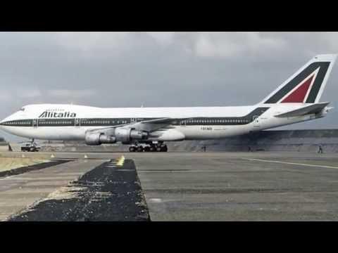 Alitalia Story