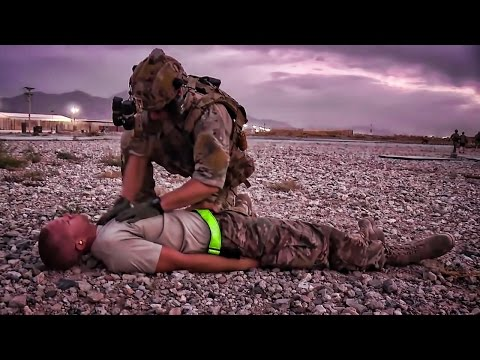 Air Force Pararescue • Mass Casualty Rehearsal
