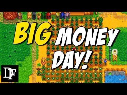 BIG Money Day! - Stardew Valley Completionist 48