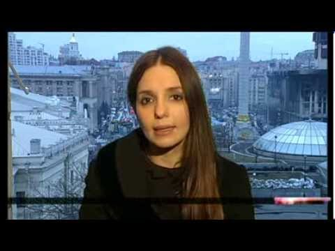 "Tymoshenko ""backed by Ukrainians""- BBC News"