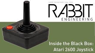 Inside the Black Box 1: Atari 2600 Joystick