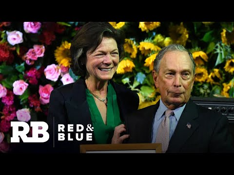 Bloomberg Campaign Responds After Candidate's Partner Spoke About NDA Controversy