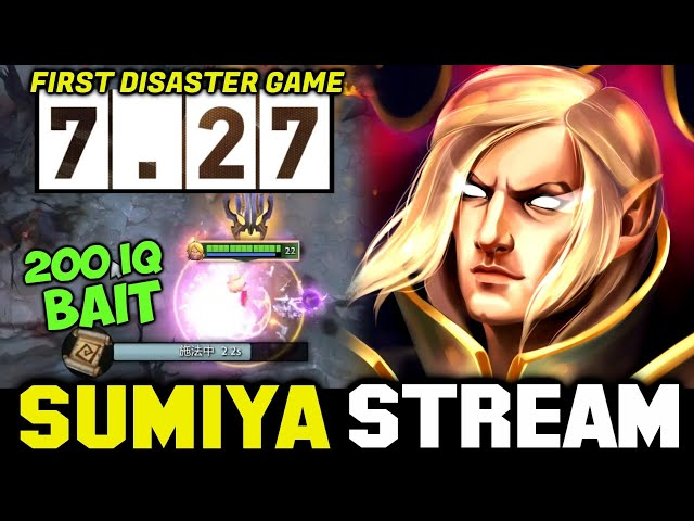 First 7.27 Disaster Game ft Unexpected TP BAIT   Sumiya Invoker Stream Moment #1566
