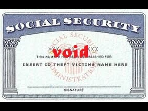 Living without a Social Security Number as a Secured Party C