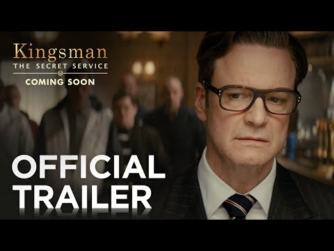 Thumbnail: Kingsman: The Secret Service | Official Trailer 2 [HD] | 20th Century FOX