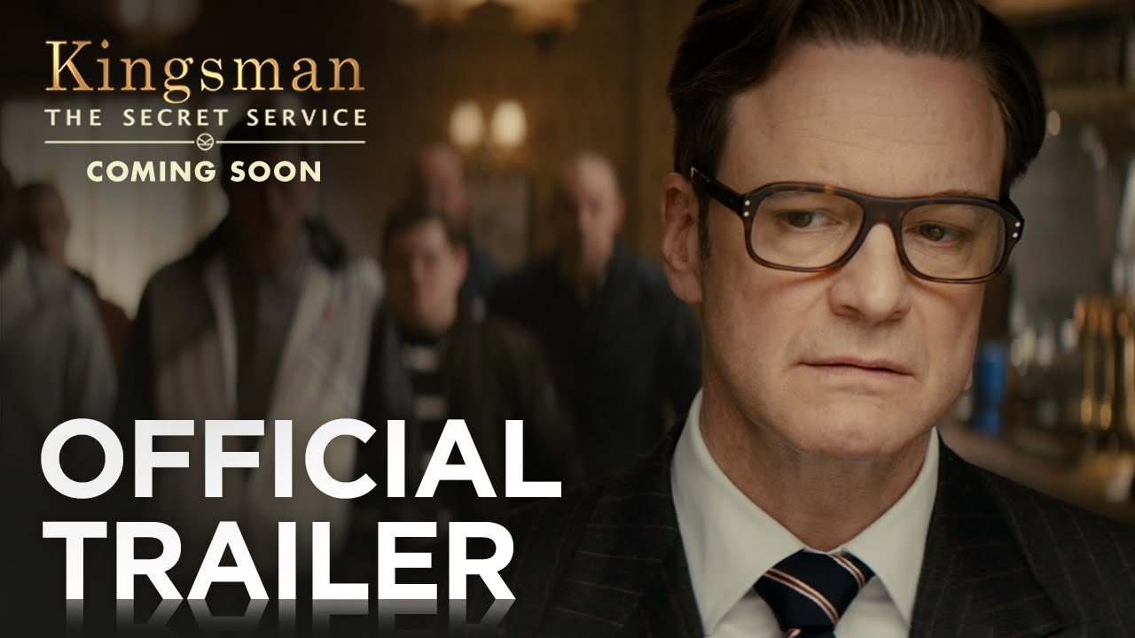 Kingsman:The Secret Service