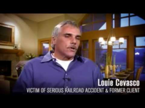 Louie's Experience with Railroad Employee Attorney Ira M. Maurer, Esq.
