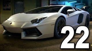 Need for Speed - Part 22 - LAMBORGHINI AVENTADOR! (Let