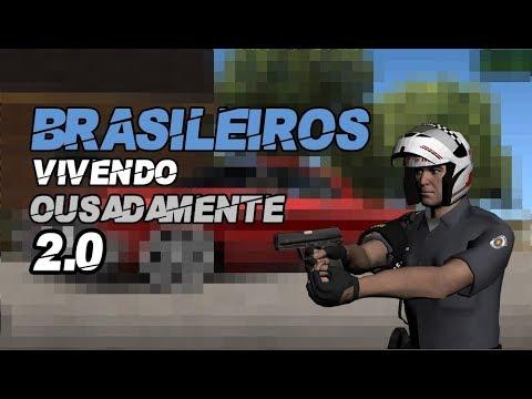O BVO VOLTOU / NOVO IP  /TS  BRASILEIROS VIVENDO OUSADAMENTE 2.0 /  #RUMOA19K