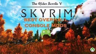 skyrim special edition ULTIMATE Graphics Overhaul SHOWCASE Consoles vol.2 [HD]