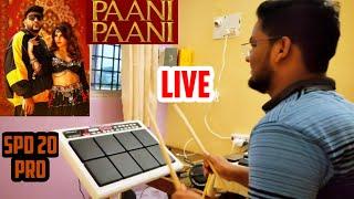 Badshah - Paani Paani | Octapad Cover | Himanshu Kapse |