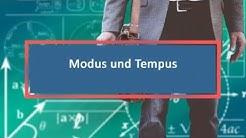 Modus und Tempus