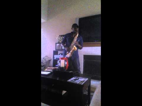 John Legend -All of Me sax cover