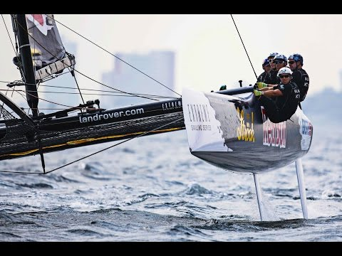 extreme-sailing-competition-in-istanbul