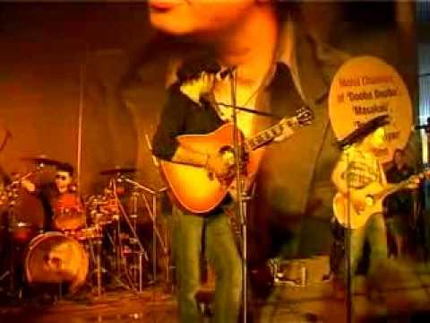 Mohit Chauhan Performing Mai Ni Meriye Live From His Album Fitoor