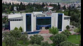 Spor Bilimleri Fakültesi (Ege University, Faculty of Sport Sciences)