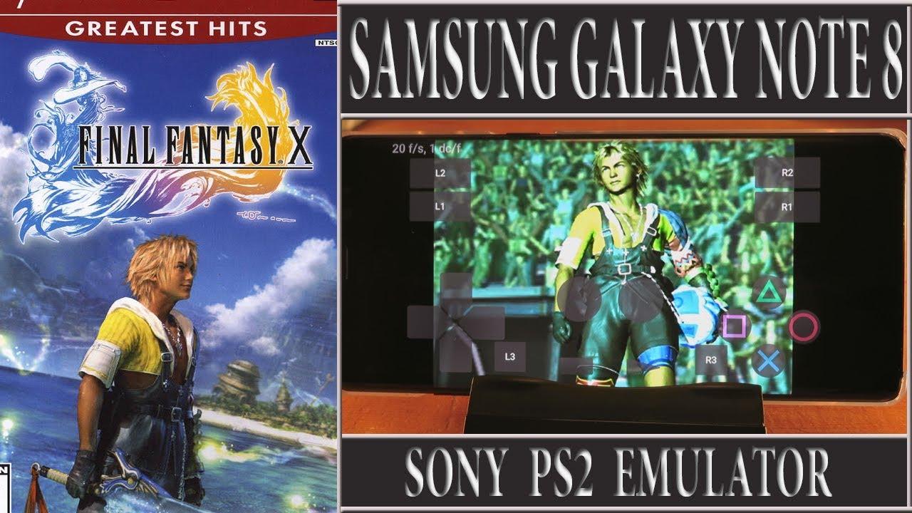 final fantasy 10 emulator