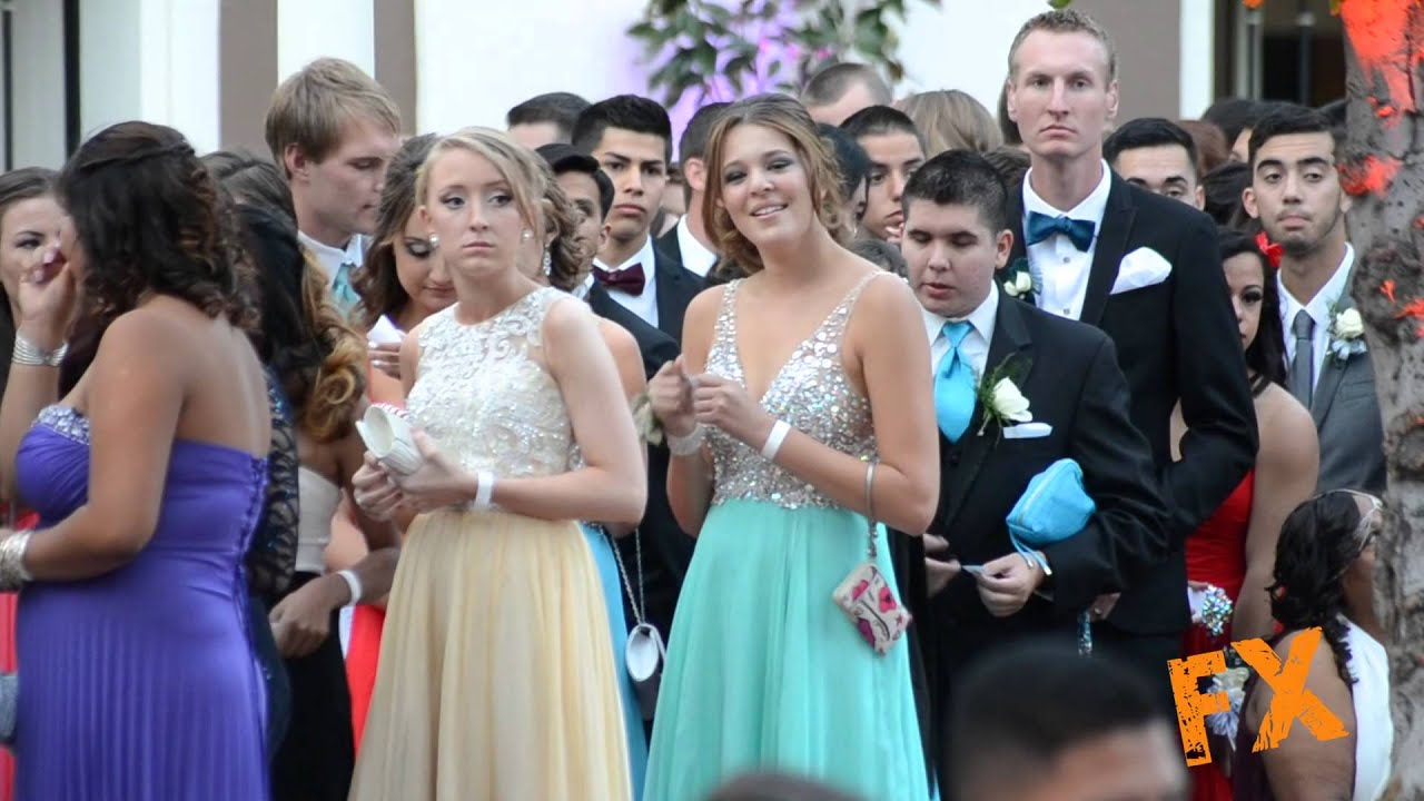 Beaumont High School 2014 Prom - YouTube