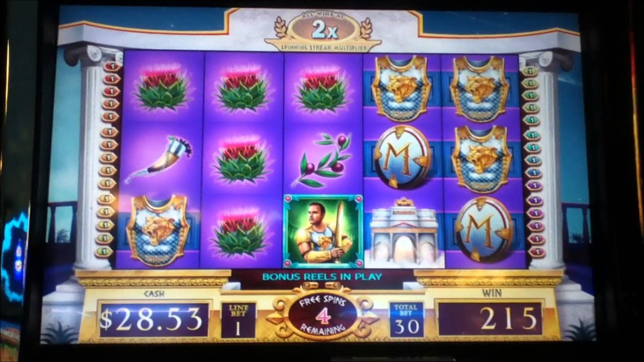 Free Casino Slots With Bonus Spins