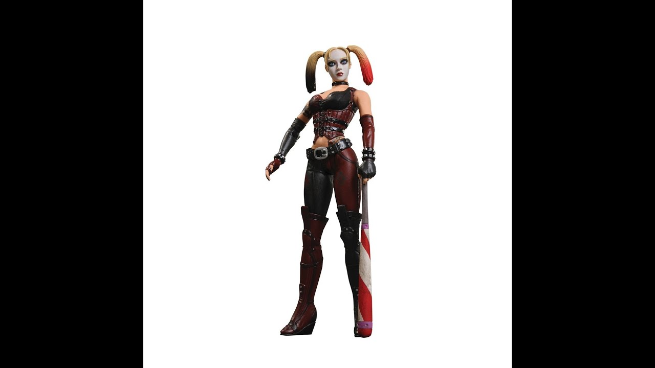 Batman Arkham City Clown Hammer