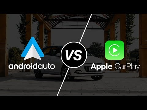Android Auto Vs Apple CarPlay: Our Experience in India!