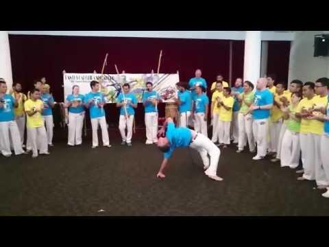 Capoeira Solo Performances - Singapore