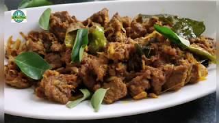 Kerala style beef fry /beef roast / nadan style beef fry
