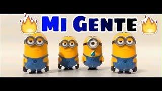 J Balvin Willy William Mi Gente whatsapp status.mp3