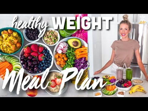 Vegan Meal Plan For Weight Management (What I Eat, High Raw)