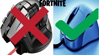 BEST KEYBINDS USING NO SIDE MOUSE BUTTONS| Fortnite Battle Royale