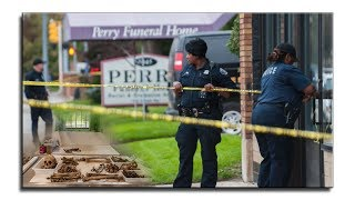 Detroit Police remove 63 fetuses from Perry Funeral Home! - Huge Investigation 😱😱😱