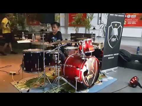 Indonesia Drum Squad, NIGHTMARE_Avenged Sevenfold ( Drum Cover ) ERNESTO GITTARA