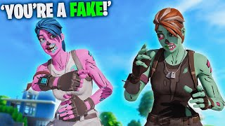 I Exposed NEW GHOUL TROOPERS For Being FAKE...