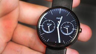 Moto 360 - Обзор(А купить здесь - http://goo.gl/nKSMxY Умные часы от Motorola Moto 360 Вся инфа здесь - http://www.3bepbe.com/ Также жду вас на моем канал..., 2014-10-18T09:00:01.000Z)