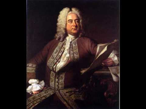 George Frideric Handel - Water Music Suite No. 1 in F Major: Andante - London Symphony Orchestra