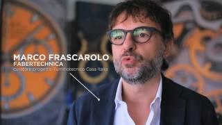 NOBILE ITALIA SPA illumina gran parte di CASA ITALIA a Rio2016 - Interviste al lighting designer Marco Frascarolo e a Fulvio Nobile, il titolare