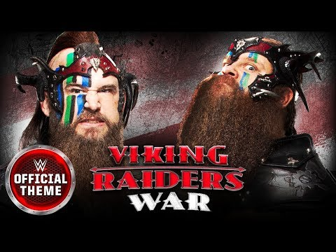 Viking Raiders - War (Entrance Theme)