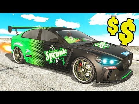 *NEW* INVISIBLE GTA 5 Car! (insane)