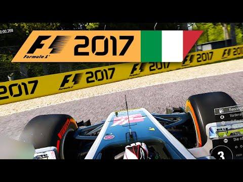 Killer-Kurve | Italien 1/2 🎮 F1 2017 #31